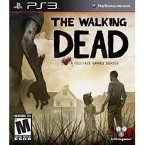 The Walking Dead - Jogo Playstation 3 Midia Fisica Completo