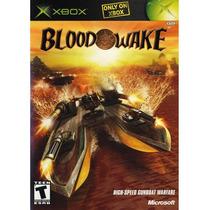 Jogo Blood Wake Xbox Original Usado