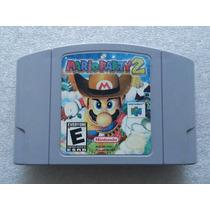 Mario Party 2 Original Americano! 100% Gravando + Garantia!