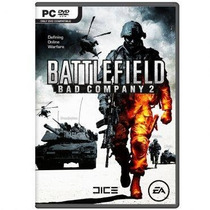 Battlefield Bad Company 2 Pc - Midia Dvd, Original E Lacrado