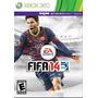 Jogo Fifa 14 2014 Importado Original Xbox 360 Menor Preço