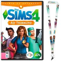 The Sims 4 Ao Trabalho + Retiro Ao Ar Livre - Frete Grátis