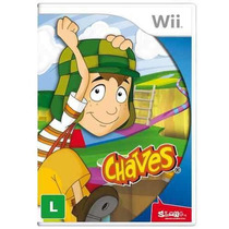 Jogo Chaves - Original E Lacrado - Portugues - Nintendo Wii