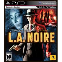 L.a. Noire La Noire #frete Grátis # Venda/troca