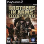 Jogo Ps2 - Brothers In Arms Road To Hill 30