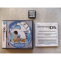 Ds Pokemon Soul Silver Original Americano Na Caixa! Raro!