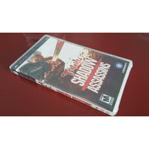 Tenchu Shadow Assassins Psp Novo Lacrado