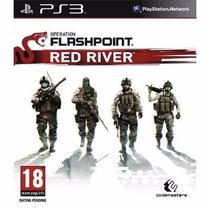 Operation Flashpoint - Red River - Ps3 Original Usado