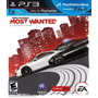 Need For Speed Most Wanted Jogo Ps3 Original Lacrado