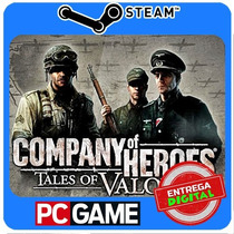 Company Of Heroes: Tales Of Valor Steam Cd-key Global