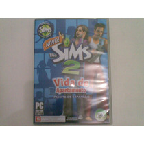 The Sims 2 Vida De Apartamento Pc Original 2008