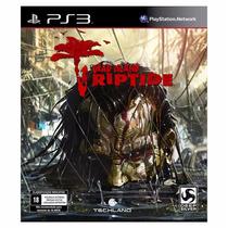 Dead Island Riptide Ps3 Novo Lacrado Mídia Física Rcr Games