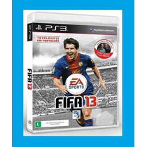 Fifa 2013 Original E Lacrado Ps3