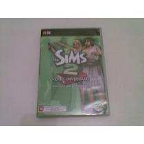 The Sims 2 Vida De Universitario 02 Cds 2007