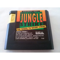 Jungle Strike Sequel To Desert Strike Mega Drive Original***
