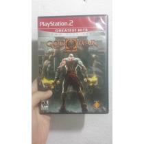 God Of War 2 Original E Lacrado