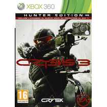 Crysis 3 Hunter Edition Jogo Xbox 360 Original Lacrado