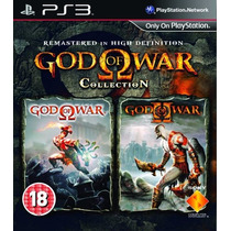 God Of War Collection Ps3 Midia Fisica Pronta Entrega