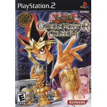 Yu-gi-oh! Capsule Monster / Jogos Ps2 - Games Patch