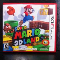 Super Mario 3d Land - 3ds Perfeito Estado