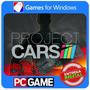 Project Cars Steam Pc Cd-key Envio Imediato