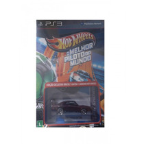 Hot Wheels - O Melhor Piloto Do Mundo - Carro 2 - Ps3