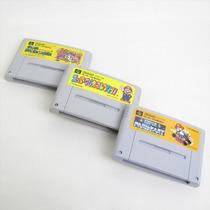 Lote 3 Mario World Kart E All Stars Super Nintendo Testadas!