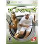 Jogo Xbox 360 - Top Spin 2 (eua/frete: R$5 Por Depósito)