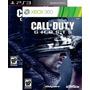 Call Of Duty Ghosts - Ps3 Ou Xbox 360 - Edição Brasil