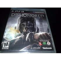 Dishonored Ps3 Lacrado Aceito Mercado Pago