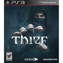 Thief - Ps3 + Dlc Bank + Thema Pré Venda Entrego Agora