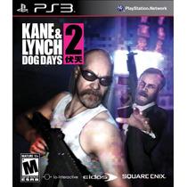 Kane & Lynch 2 Dog Days - Original - Lacrado