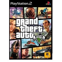 Patch Grand Theft Auto5 (gta 5 Play2) Aproveite