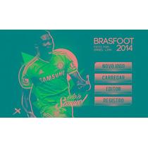 Brasfoot 2014 - Jogo Onde Você Administra Um Time De Futebol