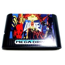 Dynamite Duke /// Sega Mega Drive / Genesis