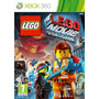 Jogo Lacrado The Lego Movie Videogame Xbox 360