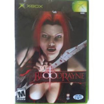 Xbox Game Geracao 1 - Bloodrayne