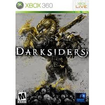 Darksiders Xbox360 Usado Original Midia Fisica