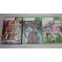 Jogos Xbox 360 Assassins Creed + Kinect Adv +