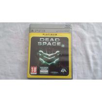Dead Space 2 - Ps3 - Mídia Física