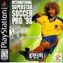 International Super Star Soccer 98 Playstation 1 Frete Grati