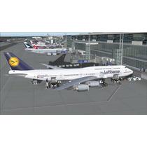 Boeing 747-8 Pack Para Flight Simulator 2004 E Fsx
