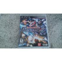 Dynasty Warriors Gundam 3 Ps3