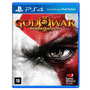 Jogo God Of War 3 Remastered Ps4 Lacrado + Chaveiro