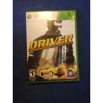 Driver San Francisco Original Xbox 360