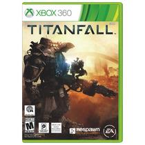 Jogo Novo Lacrado Titanfall Para Xbox 360 Em Português