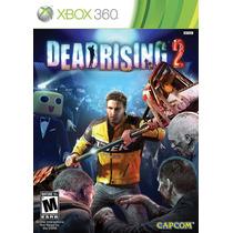 Dead Rising 2 Semi Novo Xbox 360