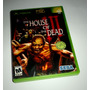 The House Of The Dead Iii 3 Original Completo - Xbox, X360