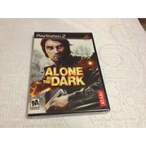 Alone In The Dark (sony Playstation 2, 2008) Lacrado
