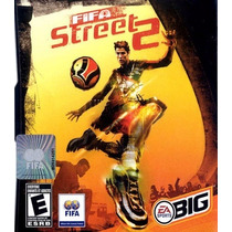 Fifa Street2 Patch Play2